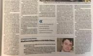 Secondo Il Cittadino, il ddl Zan apre le porte degli inferi equiparando meticci e contro-natura alla razza bianca