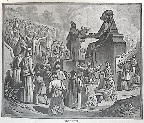 Image result for canaanite religious practices
