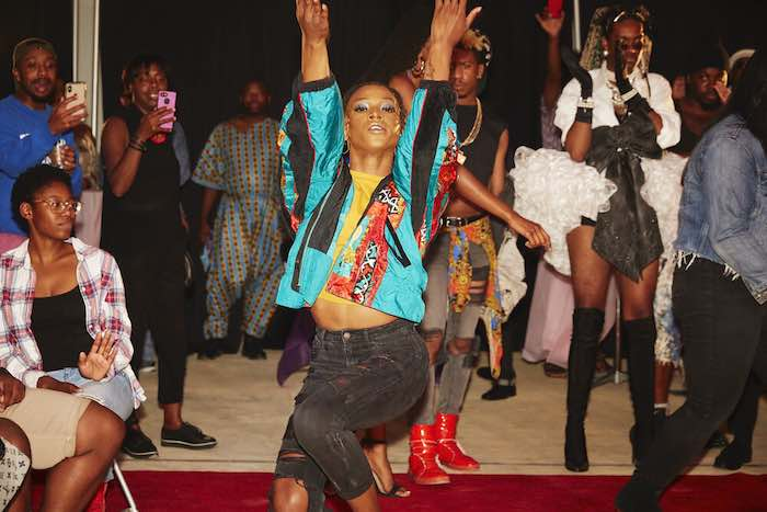 Photo of PNW Black Pride ballroom competition