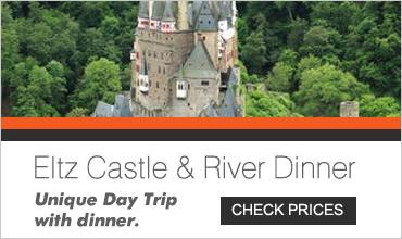 Rhine River Dinner