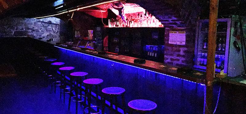 stall Gay bar Frankfurt