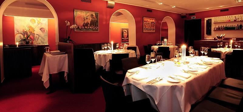 Tiger Palast Restaurant Frankfurt
