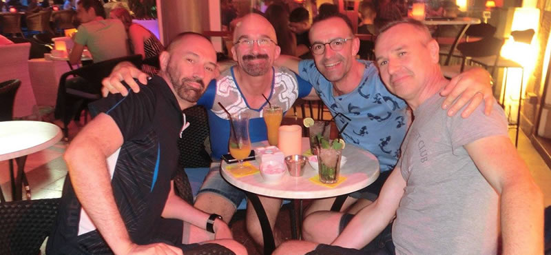 Eiffel gay Bar Gran Canaria