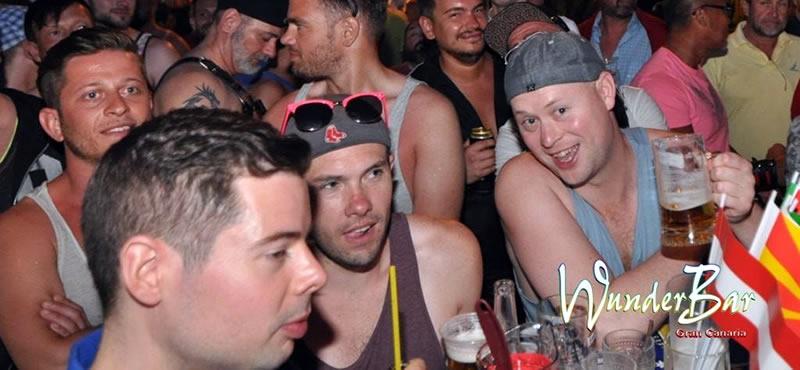 WunderBar gay bar Gran Canaria
