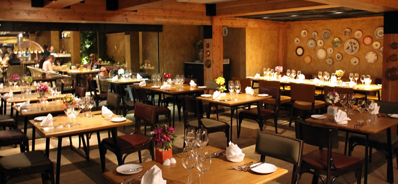 Prego Italian restaurant Koh Samui