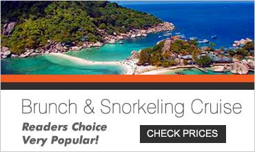Koh Samui Brunch and Snorkeling Cruise