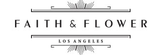 Faith & Flower Downtown Restaurant LA