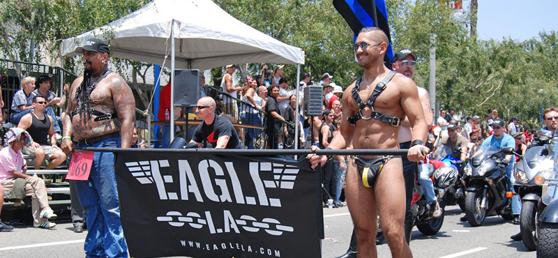 la parade de la Gay Pride