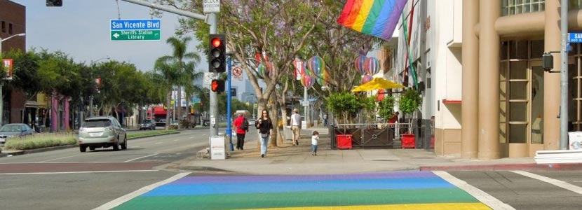 Gay West Hollywood
