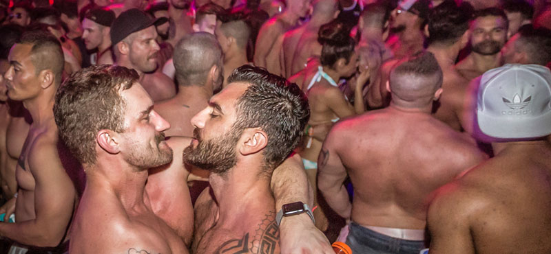 angeles gay los new years