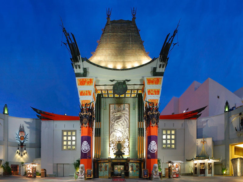 Manns Theatre - Gay Hollywood Guide