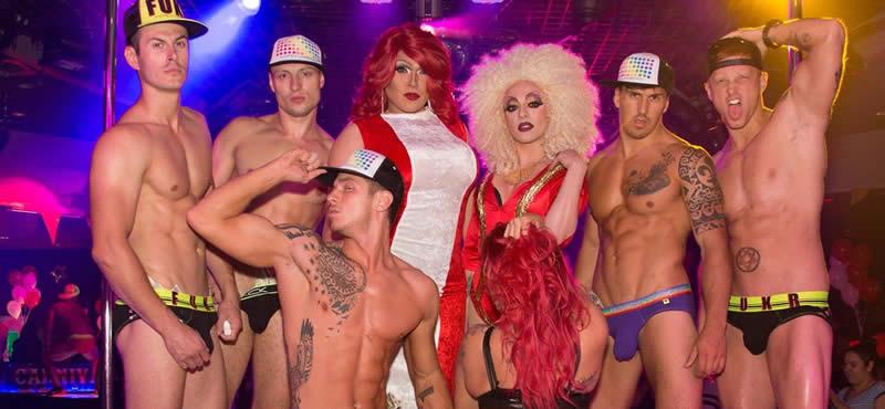 Rendezvous gay club Las Vegas