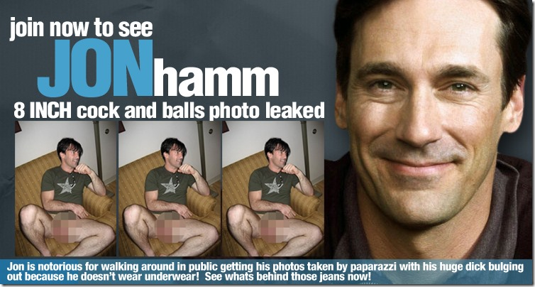 Jon Hamm 8 Inches Exposed