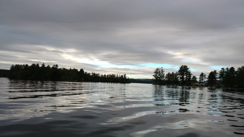 my story includes lakes
