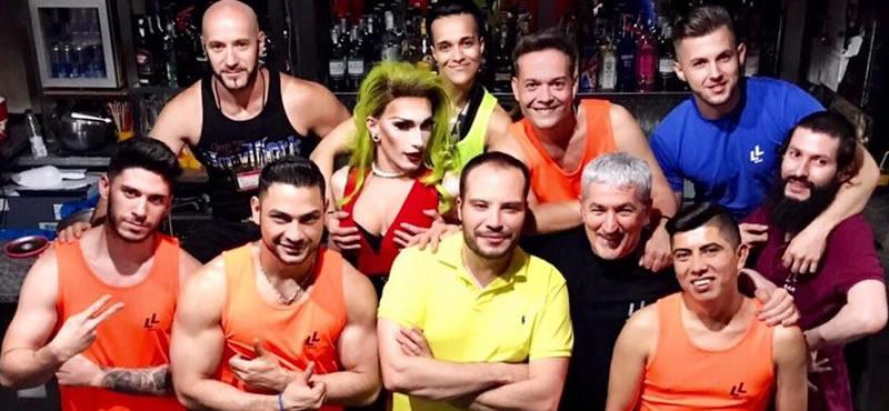 LL Show Bar Madrid gay bar
