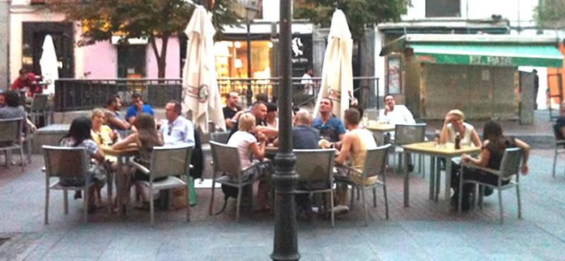 La Bohemia, Madrid gay bar