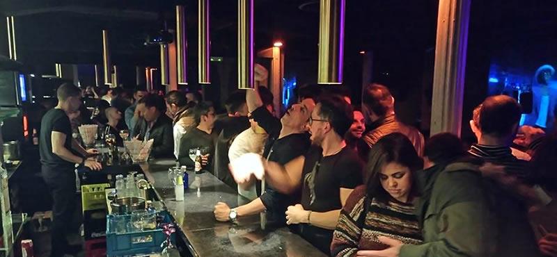Ricks gay bar Madrid