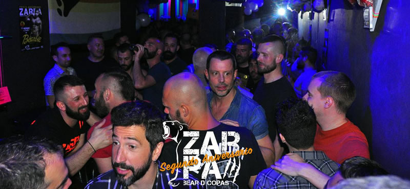 Zarpa gay bar Madrid