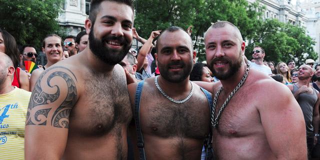 Madrid Party Scene