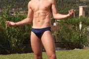 Amateur Speedo Model Jason