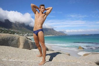 South African Speedo Model