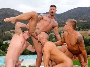 Public Orgy
