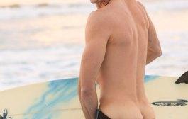 Cute Aussie Surfer