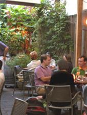 Dining Room at Delfina, San Francisco, CA