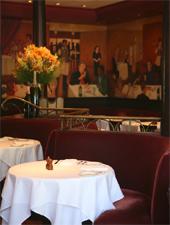 Dining Room at Absinthe Brasserie & Bar, San Francisco, CA