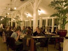 Dining Room at Presidio Social Club, San Francisco, CA