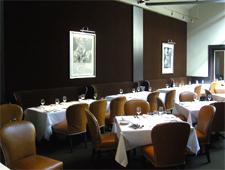 Dining Room at Spruce, San Francisco, CA