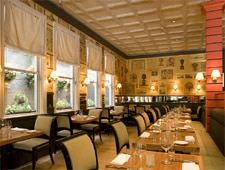 Dining Room at Zare at Fly Trap, San Francisco, CA