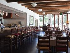 Dining Room at Donato Enoteca, Redwood City, CA