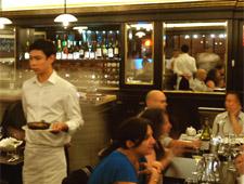 Dining Room at Baker & Banker, San Francisco, CA