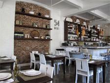Dining Room at 54 Mint, San Francisco, CA