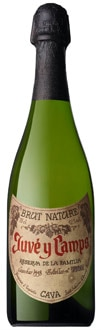 Reserva de la Familia by Juve y Camps is the favorite cava of the royal family in Spain