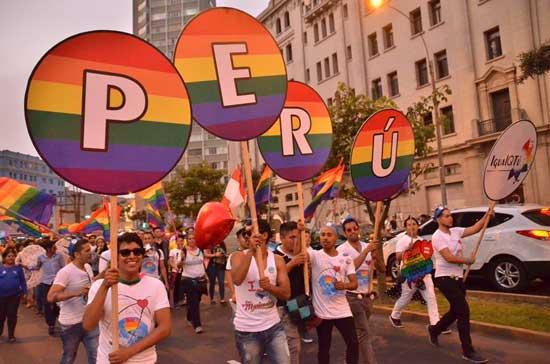 Orgullo Gay Lima