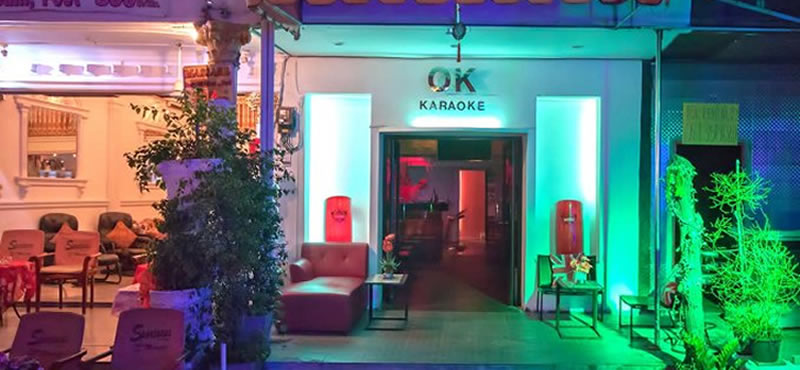 OK Karaoke gay bar Phuket