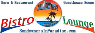 Sundowners Gay restaurant Phuket