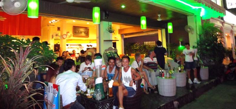 Sundowners Gay Bar Phuket