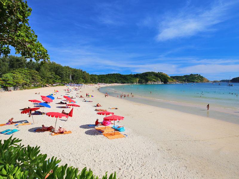 Nai Han Beach