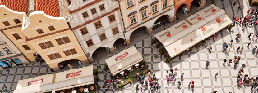 Prague gay scene