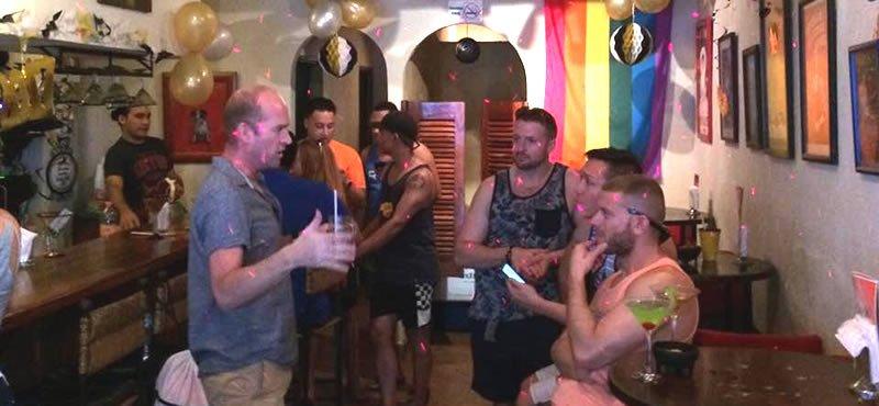 Apaches gay bar Puerto Vallarta