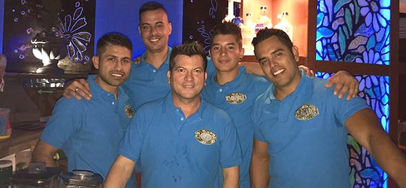 La Margarita gay bar Puerto Vallarta