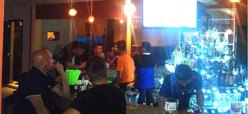 Luna Azul,gay bar Puerto Vallarta