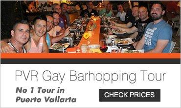 Puerto Vallarta Gay Bar Tour