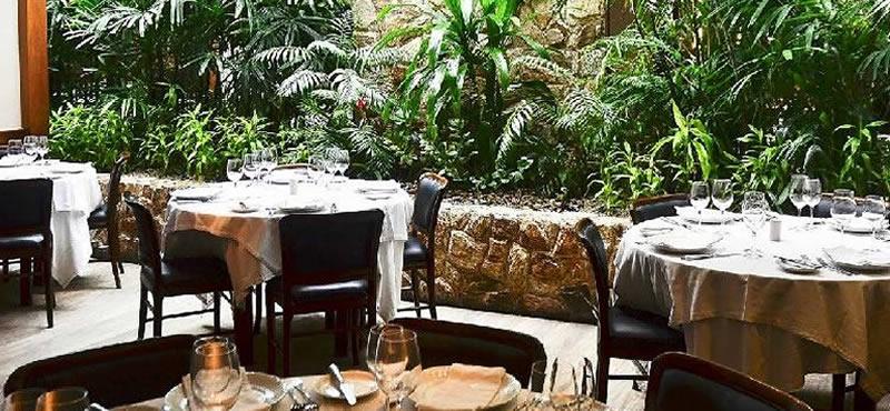 Satyricon restaurant Rio de Janeiro