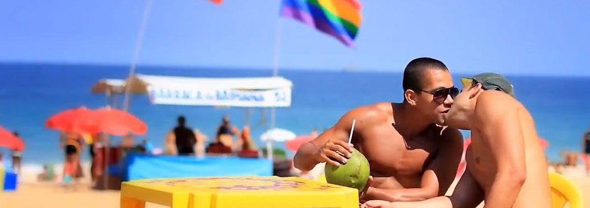Rio Gay beaches