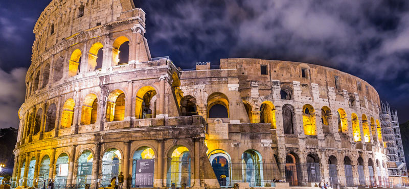 Gay guided tours rome