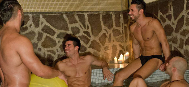 EMC Gay Sauna Rome